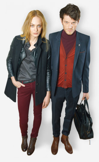 the kooples invierno 2012