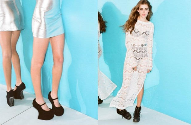 nasty gal lookbook february 2012