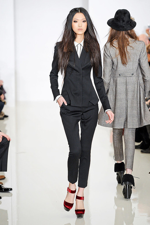 Rachel Zoey fw 12/13 new york fashion week (14)
