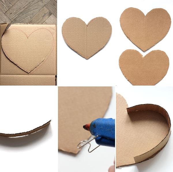 Как сделать форму в виде сердца