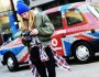 Studded-Hearts-London-Fashion-Week-Streetstyle-blue-beanie