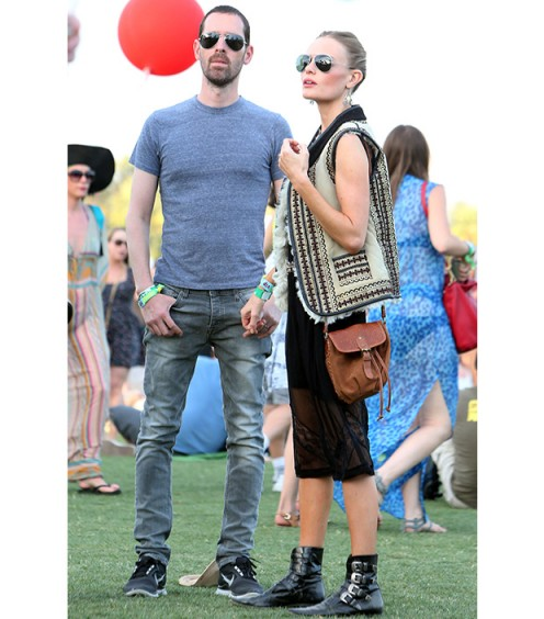 Kate Bosworth Coachella 2013