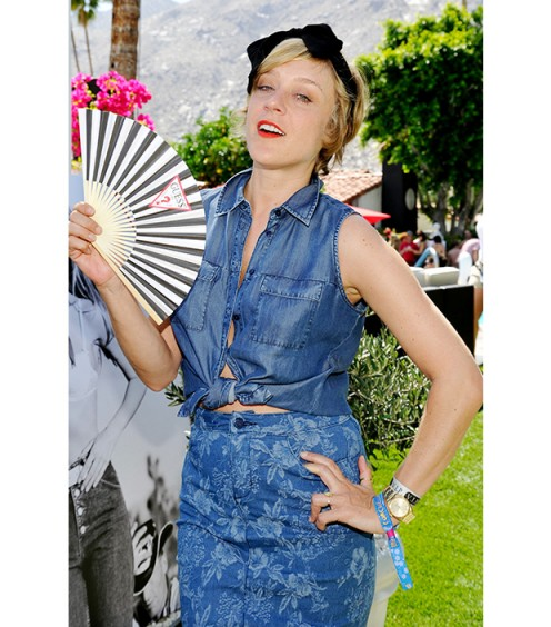 Chloe Sevigny Coachella 2013