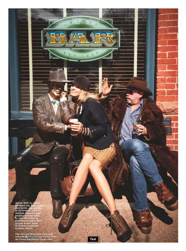 moda invierno 2013 - marie claire australia