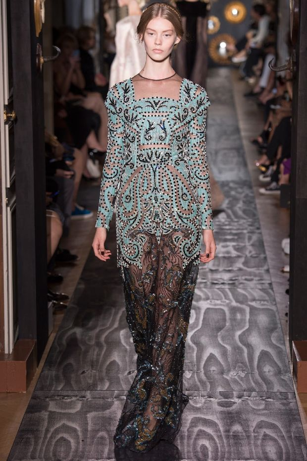valentino couture invierno 2013 / valentino couture fall 2013