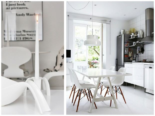 decorando con blanco / white decor