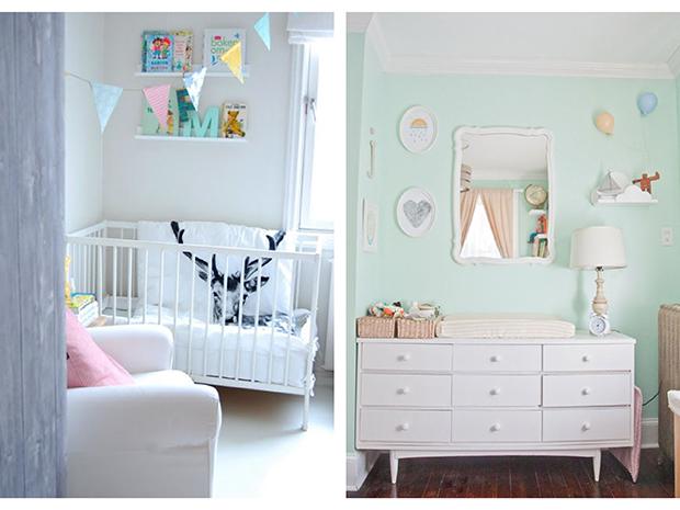 Una selecci n de ideas para habitaciones de bebes cut - Ideas habitaciones bebe ...
