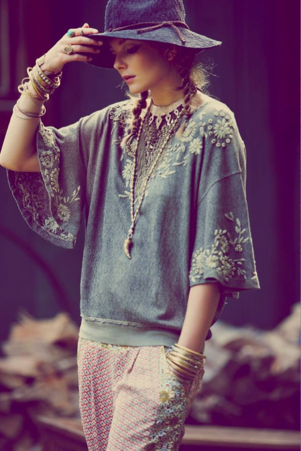 free people julio 2013 lookbook / free people july 2013 lookbook