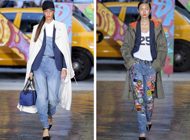dkny primavera verano 2014 new york fashion week / dkny spring summer 2014 new york fashion week