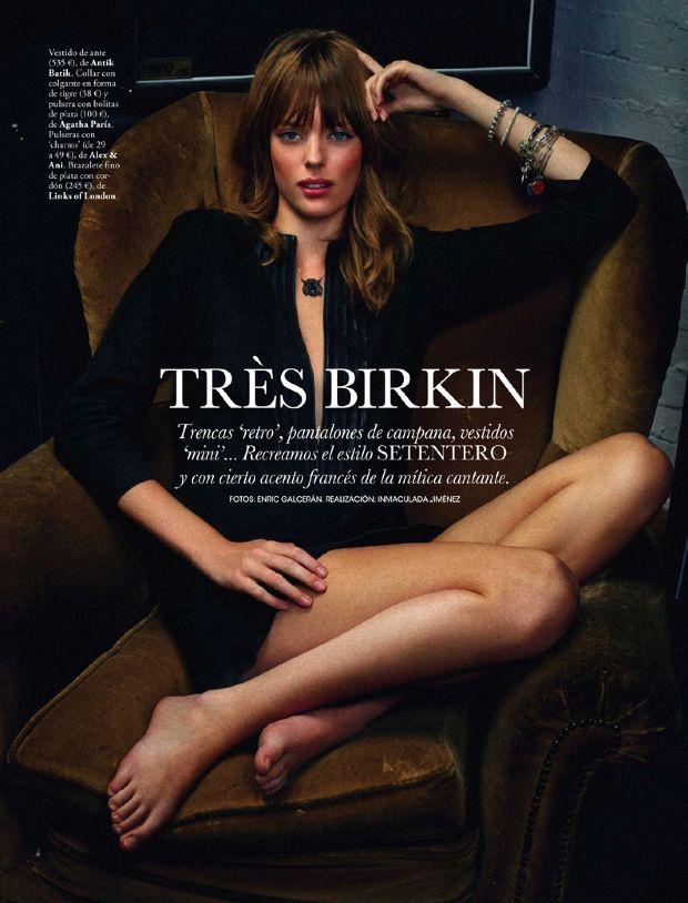 estilo Birkin en elle españa