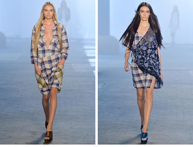 jen kao spring summer 2014 / jen kao primavera verano 2014 / new york fashion week