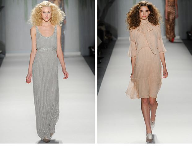 jenny packham spring summer 2014 / jenny packham primavera verano 2014 / new york fashion week