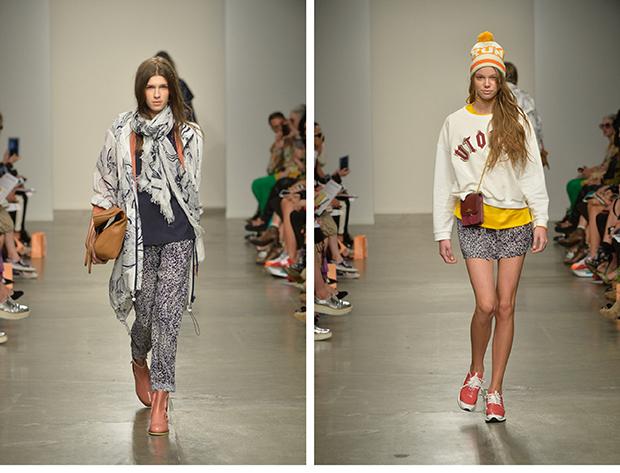karen walker spring summer 2014 / karen walker primavera verano 2014 / new york fashion week
