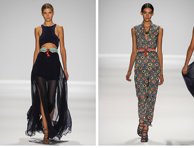 mara hoffman spring summer 2014 / mara hoffman primavera verano 2014 / new york fashion week
