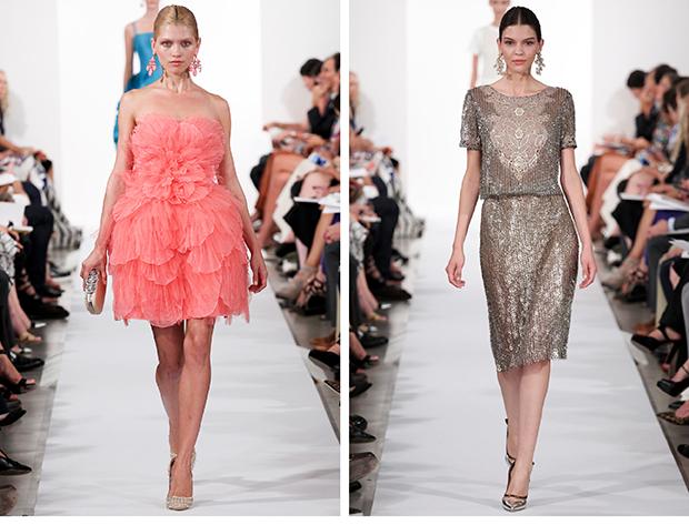oscar de la renta spring summer 2014 / oscar de la renta primavera verano 2014 / new york fashion week