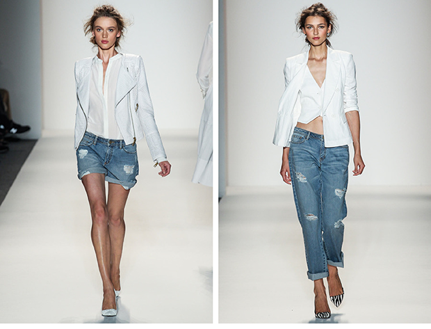 rachel zoe spring summer 2014 / rachel zoe primavera verano 2014 / new york fashion week