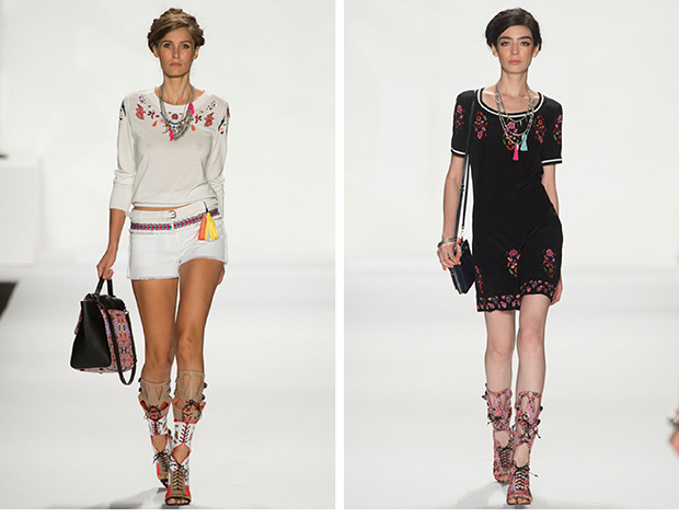 rebecca minkoff spring summer 2014 / rebecca minkoff primavera verano 2014 / new york fashion week