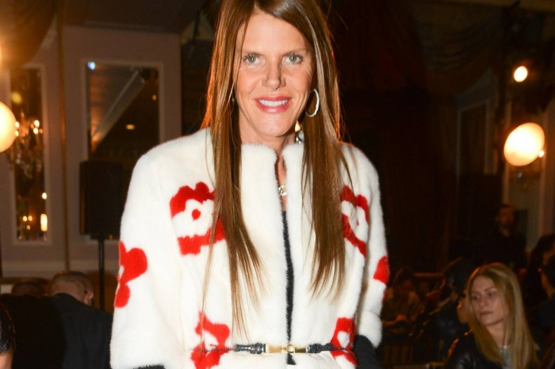 TORY BURCH Fall Winter 2013 Fashion Show