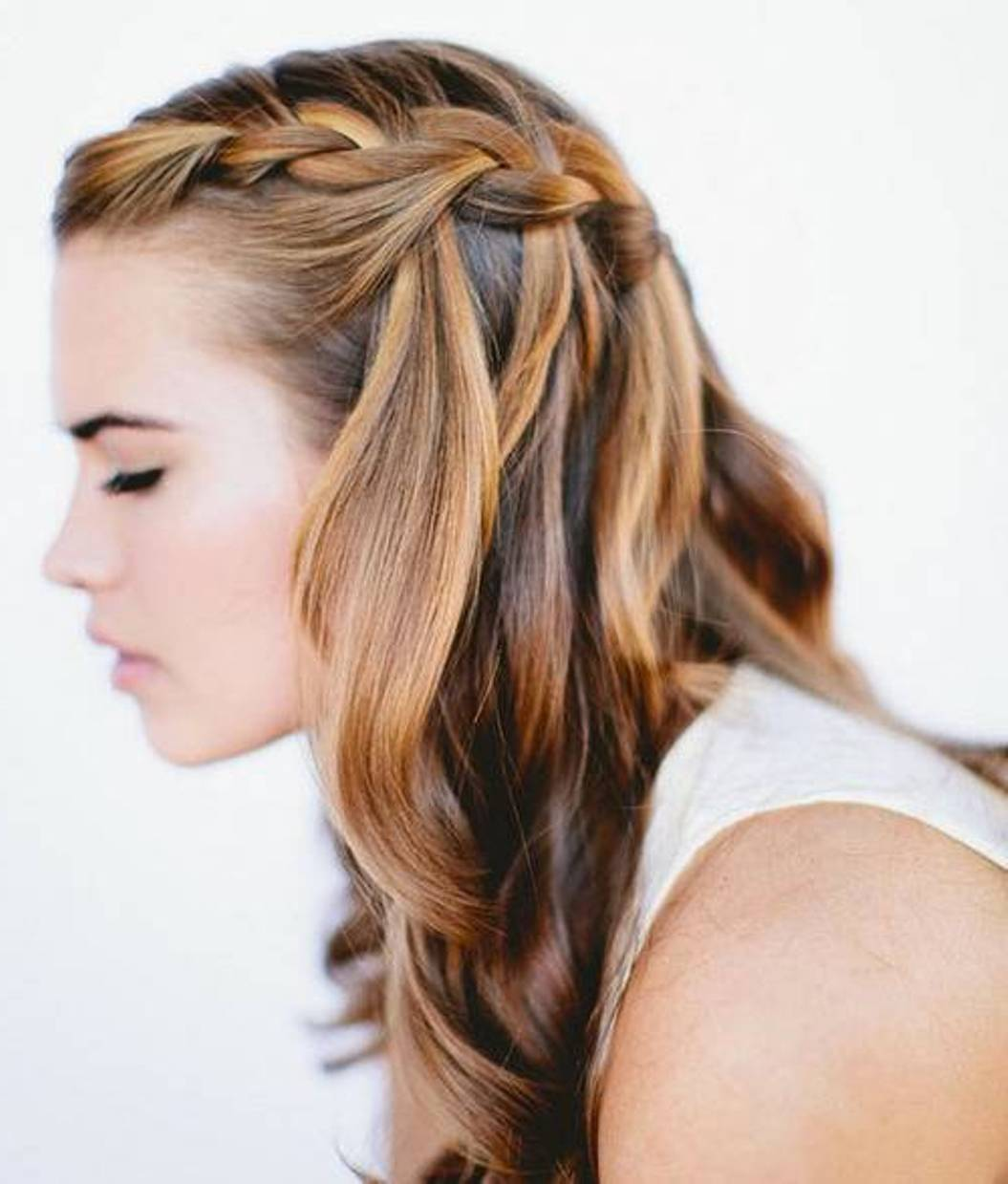 braided hairstyles for prom : Braided Hairstyles For Prom And Parties LONG HAIRSTYLES