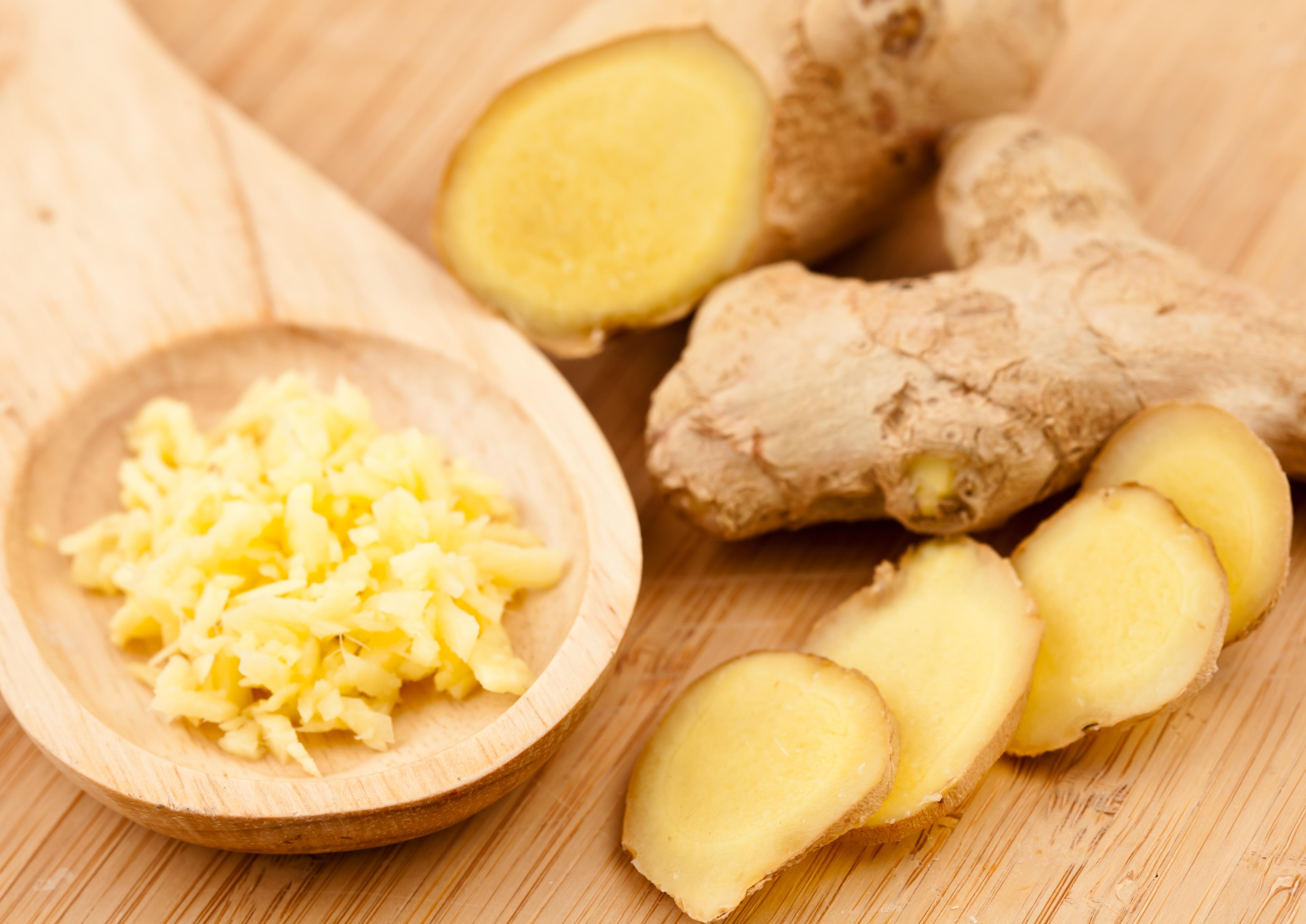 grated-ginger