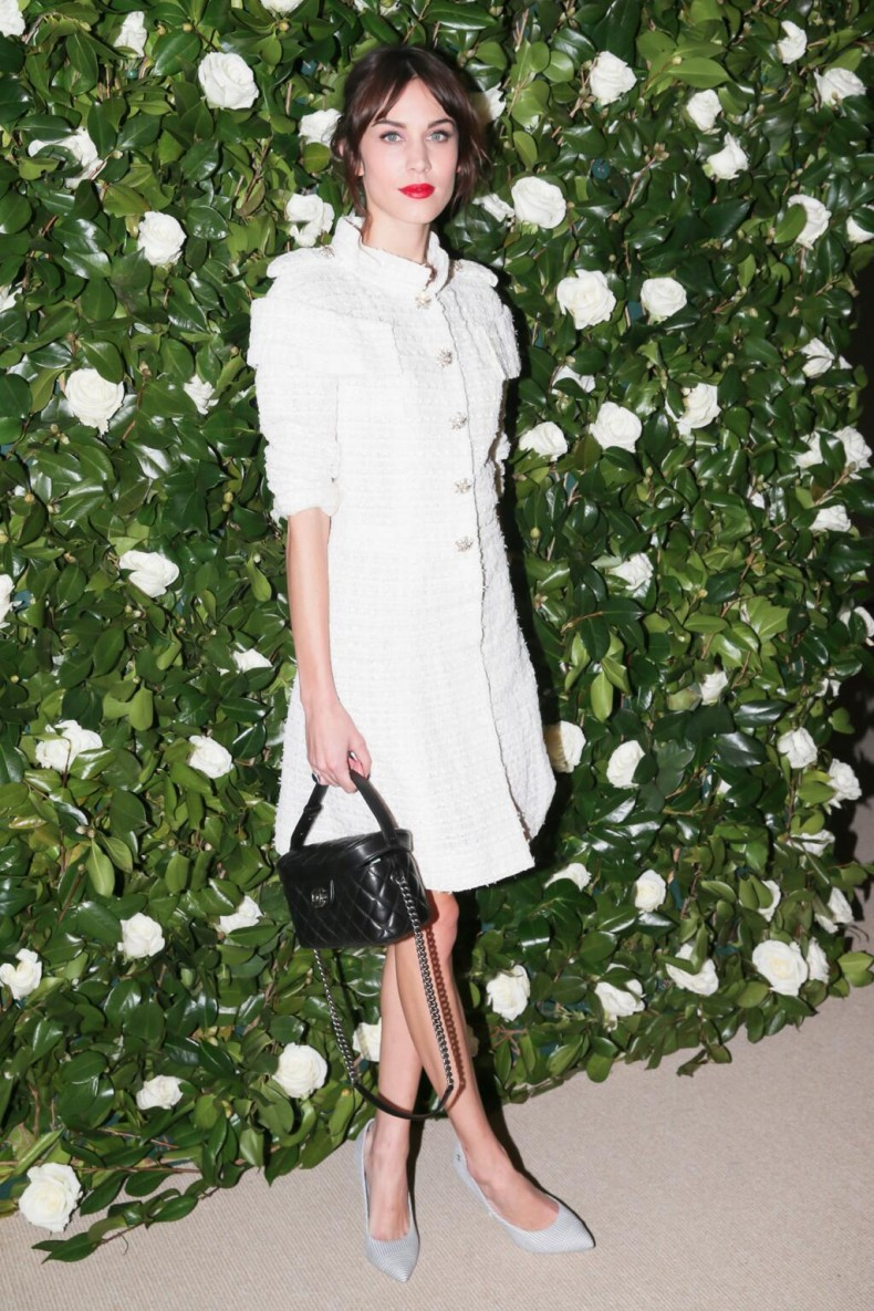 Alexa-Chung-Chanel-white-dress