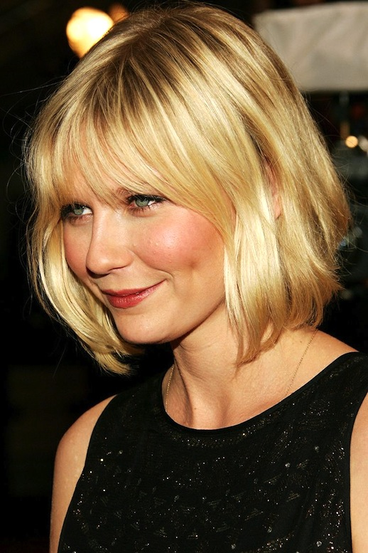 Le-Fashion-Blog-17-Hairstyles-With-Bangs-Best-For-Your-Face-Shape-Short-Bob-Kirsten-Dunst-Via-Vogue-Spain