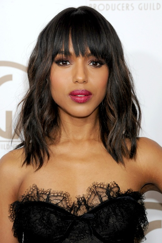 Le-Fashion-Blog-17-Hairstyles-With-Bangs-Best-For-Your-Face-Shape-Wavy-Hair-Kerry-Washingtion-Via-Harpers-Bazaar