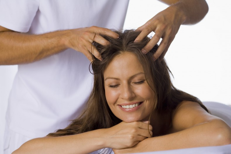 scalp-massage