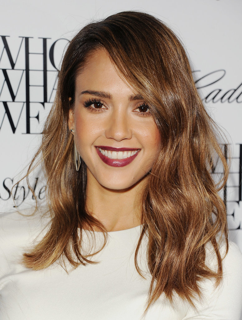 Nobody-does-ombré-hair-quite-like-Jessica-Alba
