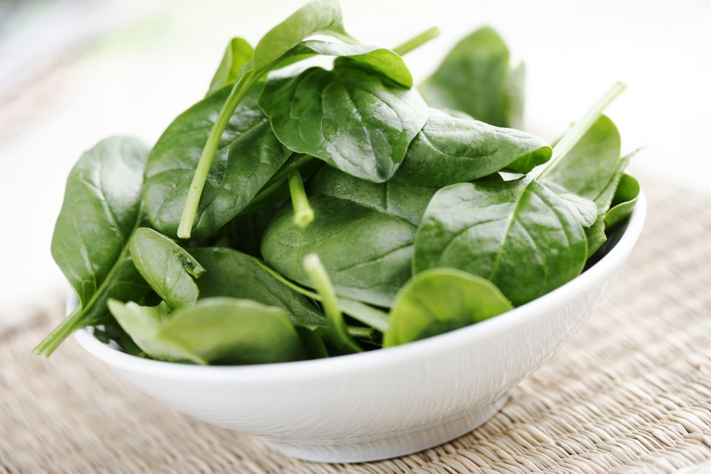 Fresh-Spinach-for-Magnesium