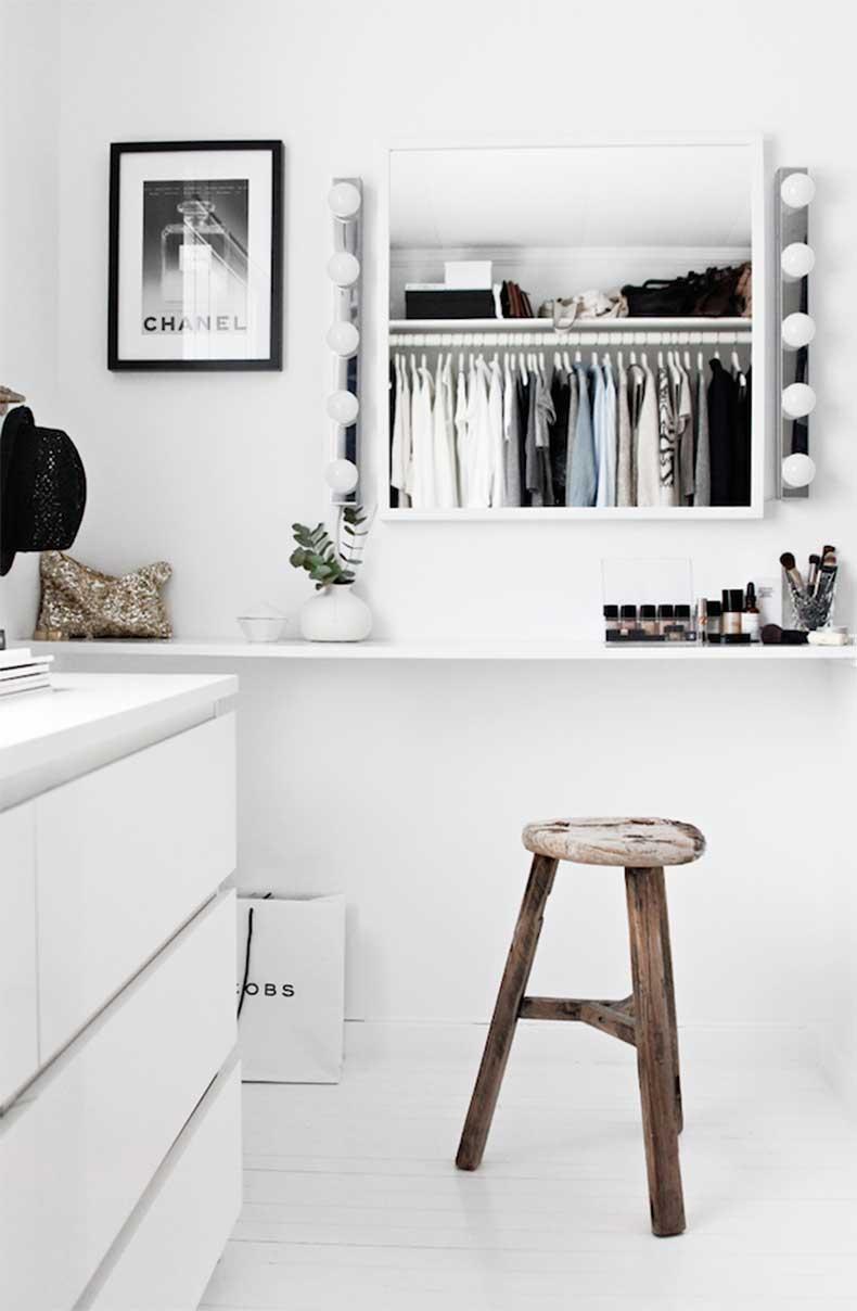 2-Le-Fashion-Blog-A-Fashionable-Home-Minimal-Bright-Walk-In-Closet-Scandinavian-Minimal-Interior-Design-Vanity-Via-Stylizimo