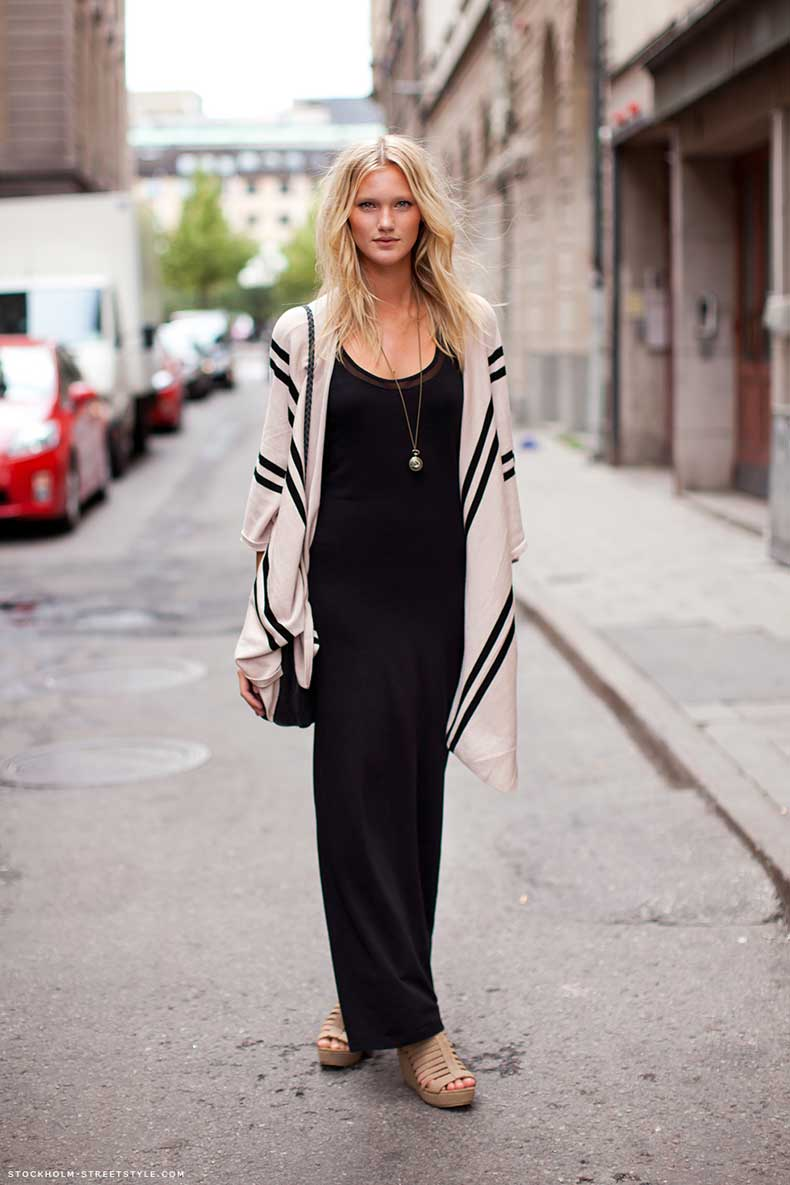 Maxi-Dress-+-Cardigan-Summer-Staples-You-Can-Use-To-Help-Transition-Your-Wardrobe-To-Fall