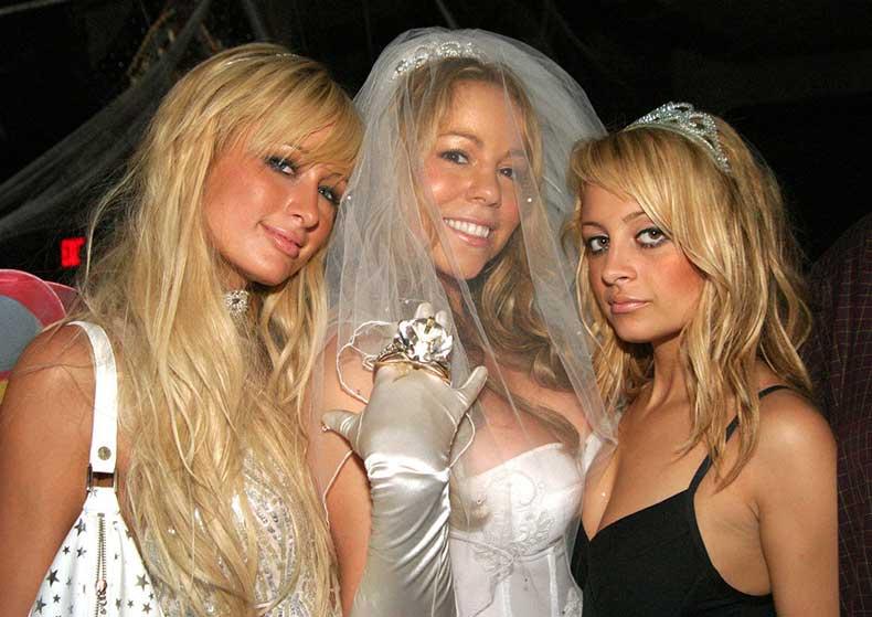 Nicole-Paris-showed-up-together-Mariah-Carey-annual
