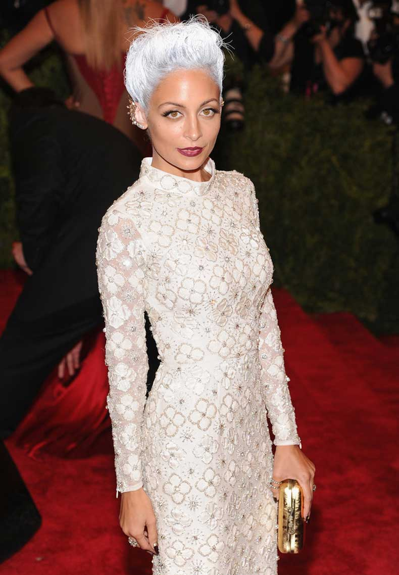 She-debuted-high-fashion-look-punk-themed-Met-Gala-NYC