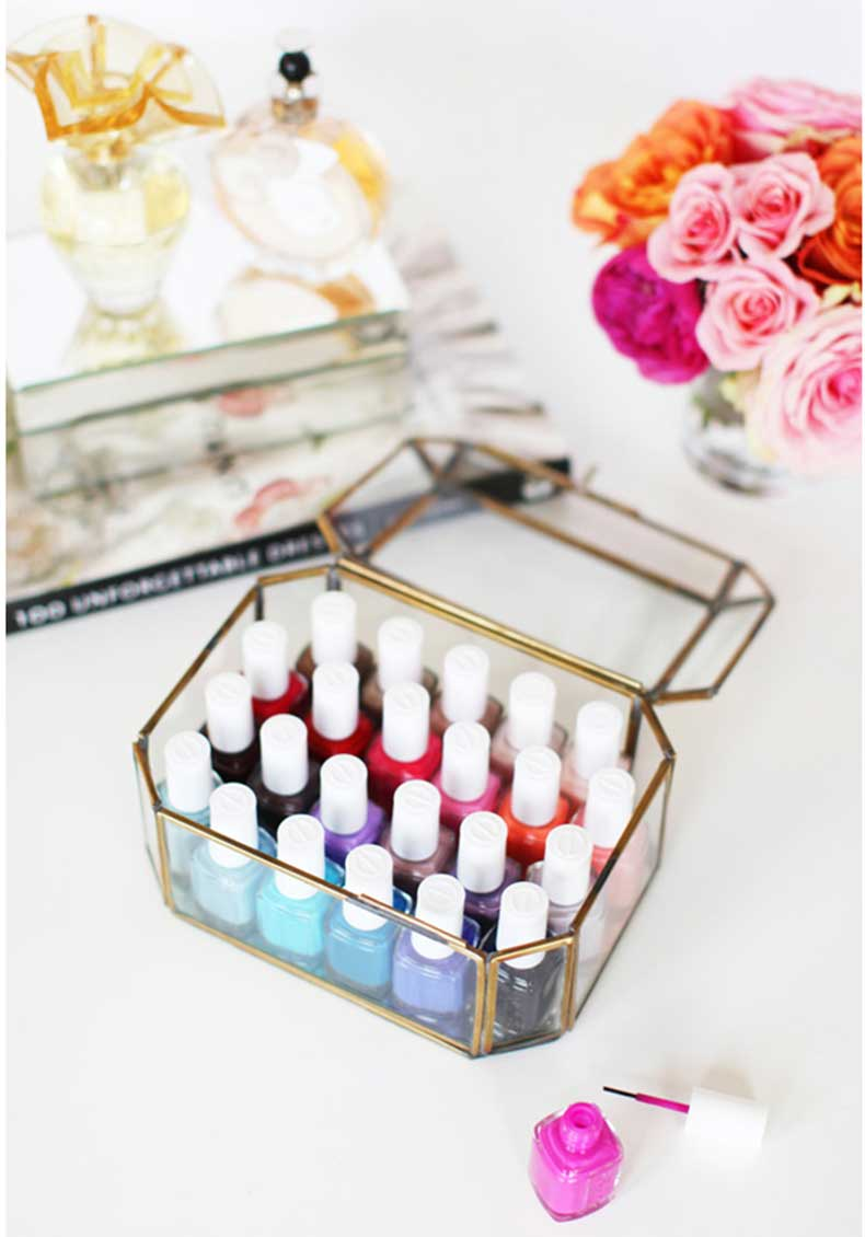 how_to_organize_nail_polish