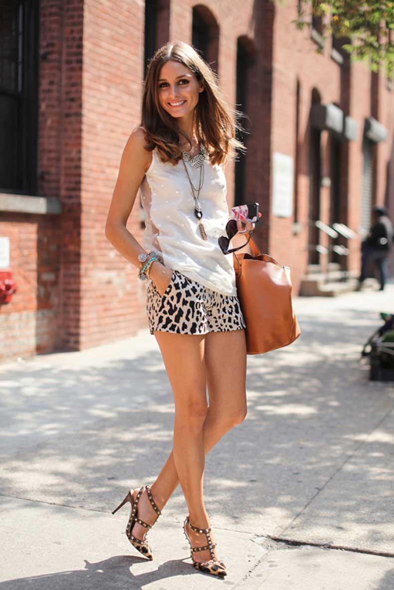olivia-palermo-street-style-icon-leopard-dress-skirt-white-shirt-leather-2