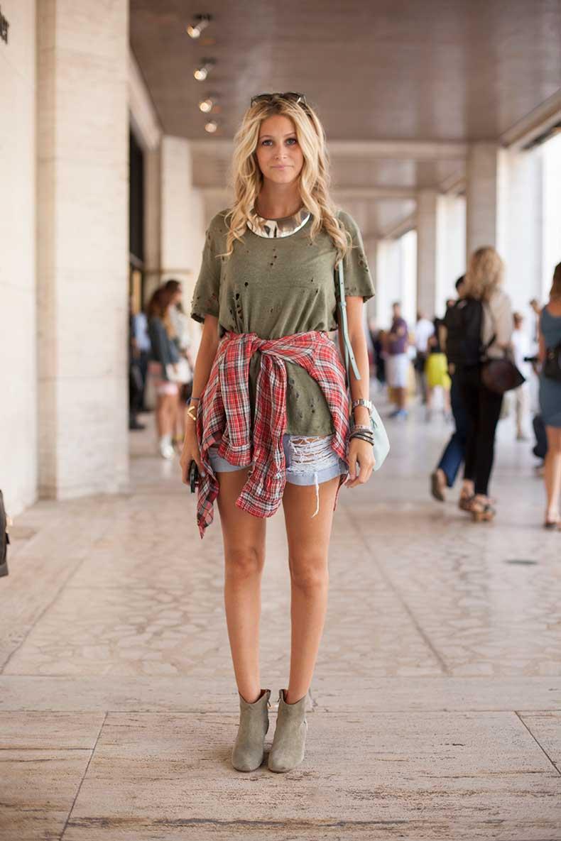 street-style-plaid-girl