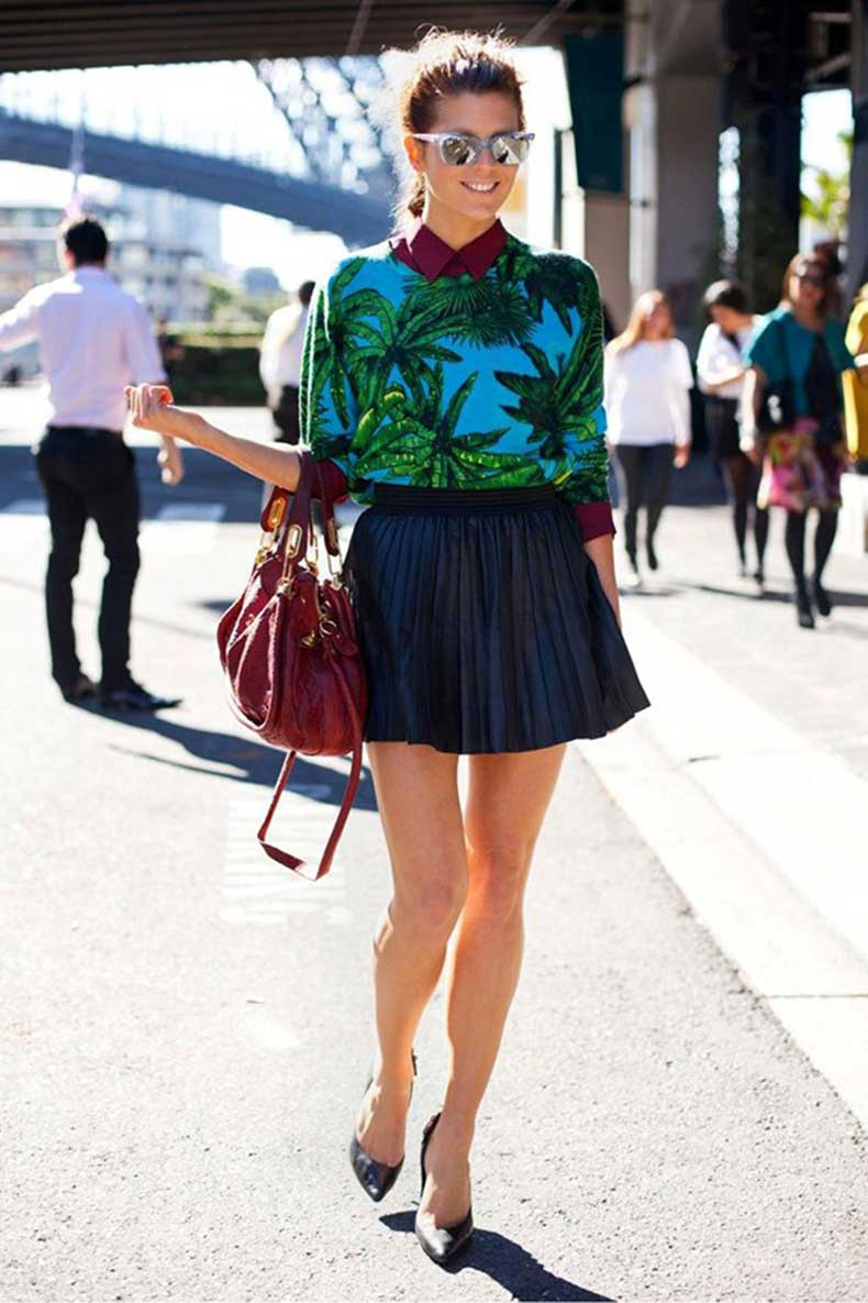 street-style-tropical-print