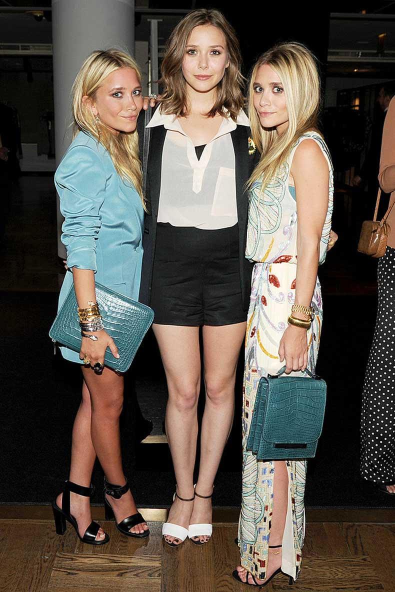 Mary-Kate-Olsen-Ashley-Olsen-toast-Row-handbags