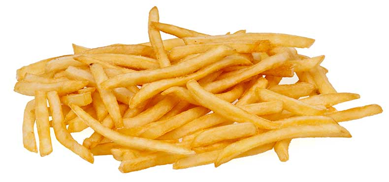 McDonalds-French-Fries-Plate