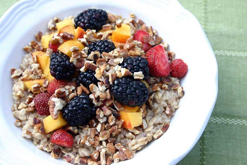 oatmeal-breakfast