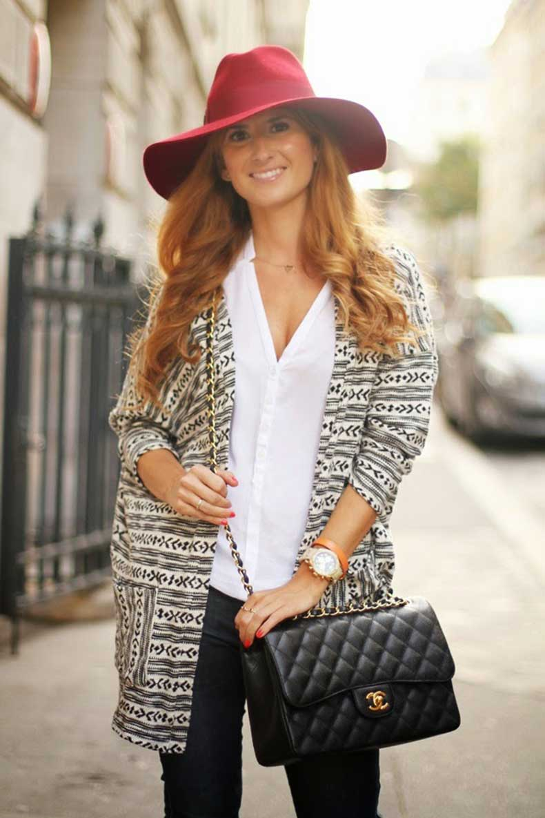 street_style-fashion_week_paris-chanel-bolso_chanel-fedora-massimo_dutti-boho_chic_look-a_trendy_life004