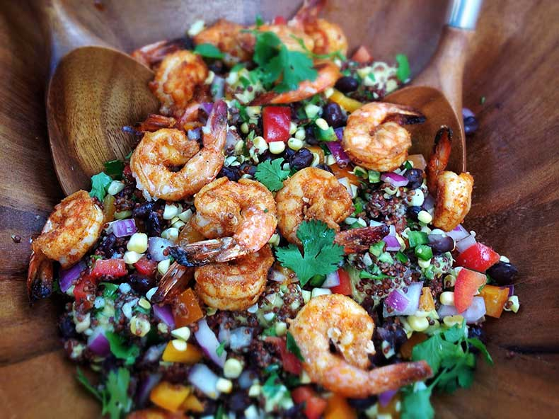 zesty-shrimp-and-quinoa-salad-with-lemon-vinaigrette