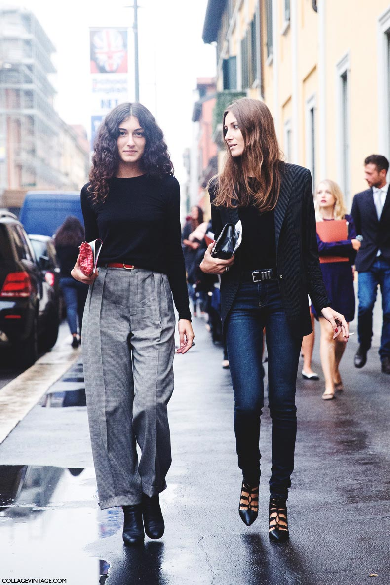 Milan_Fashion_Week_Spring_Summer_15-MFW-Street_Style-Tordini_Sisters-Giulia_Tordini-Georgia_Tordini-Missoni-