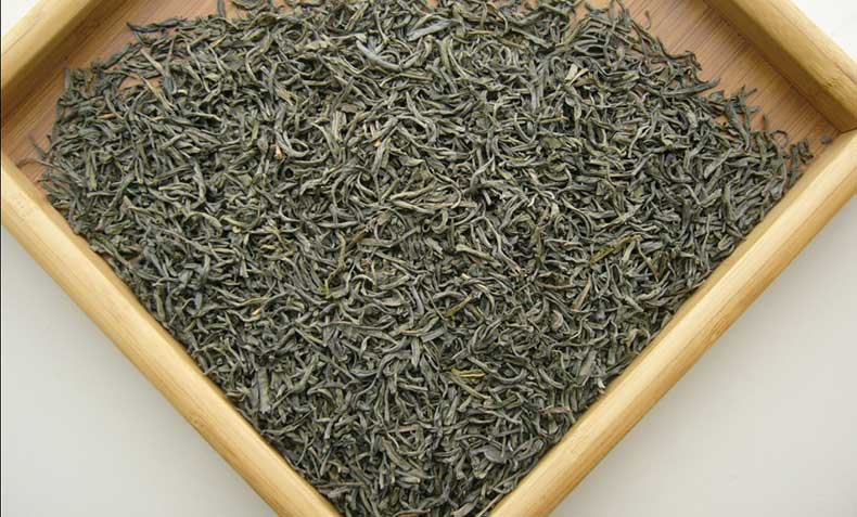 Roasted-Green-Tea-Leaf
