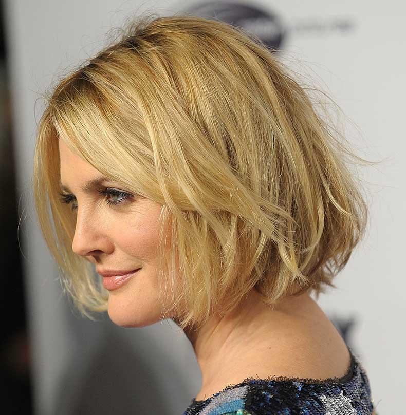 drew-barrymore-bob-hairstyle