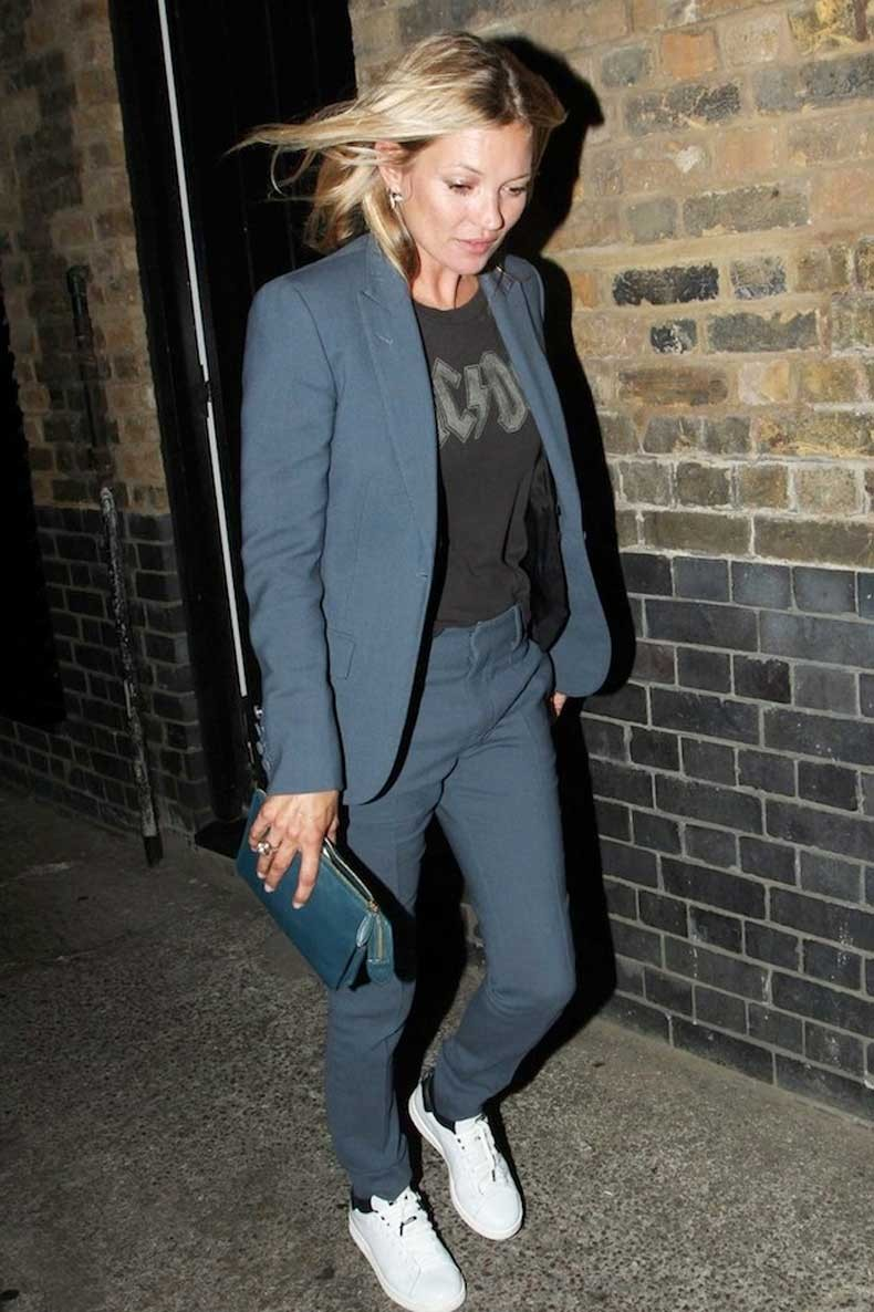 5-Le-Fashion-Blog-13-Ways-To-Style-A-Vintage-Tee-ACDC--Kate-Moss-Suit-Sneakers-Clutch