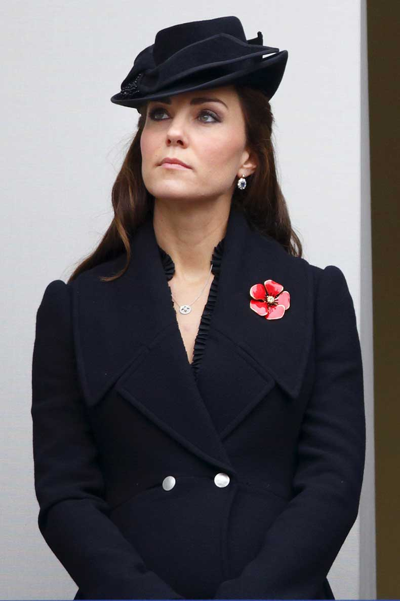 Kate-Middleton-Style-Rembrance-Day-Ceremony