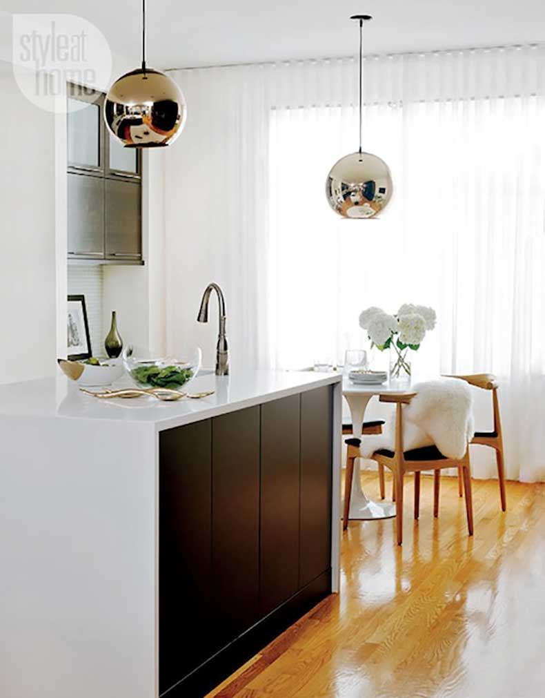 Le-Fashion-Blog-A-Fashionable-Home-Mid-Century-Modern-Glamour-Canada-Style-At-Home-Magazine-Sarah-Blakely-Kitchen-2