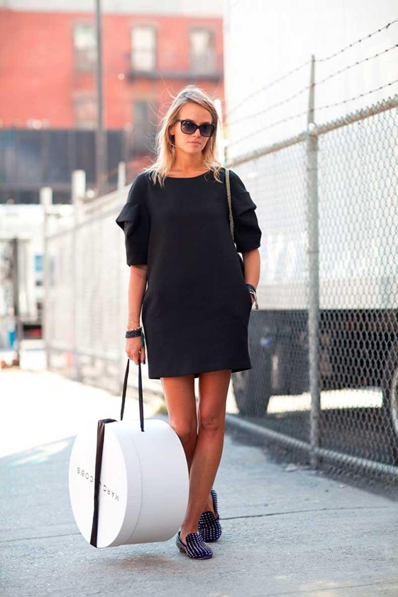 black-mini-dress-street-style1